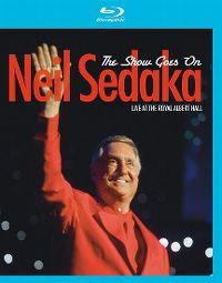 Cover Neil Sedaka - The Goes On - Live At The Royal Albert Hall [DVD]